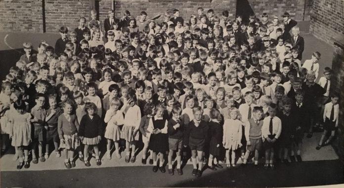 Bowdon Church School Photo 1969