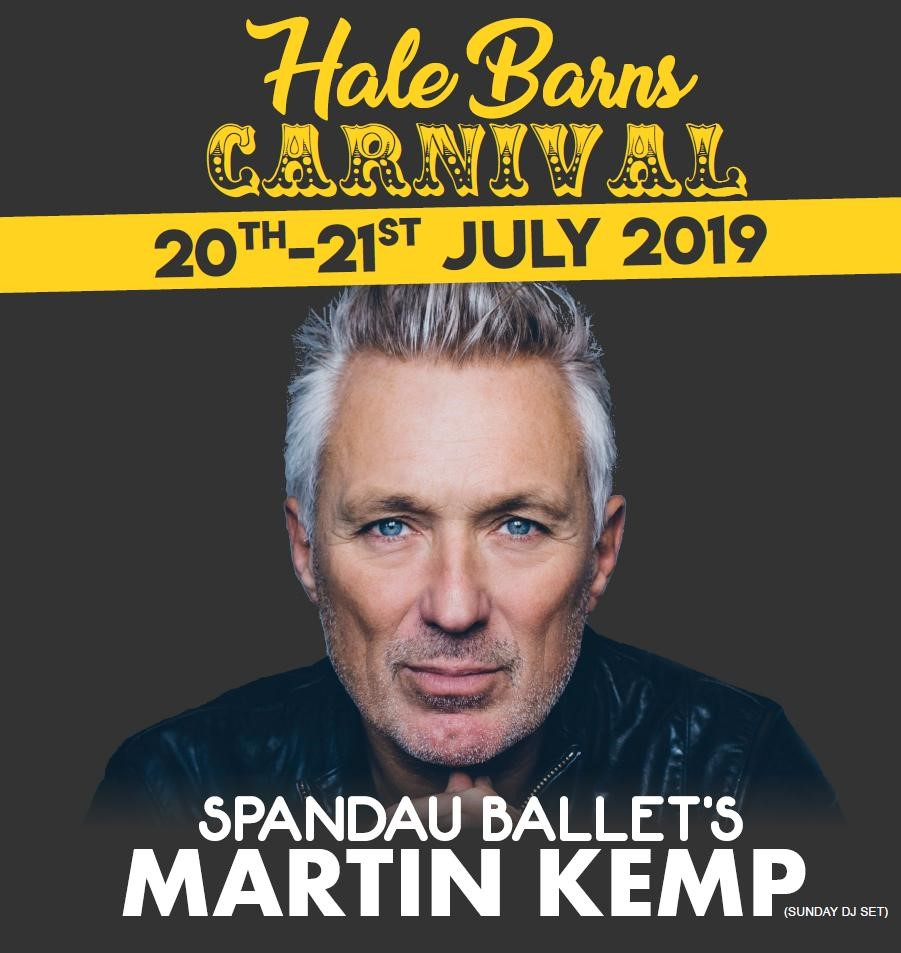 Hale Barns Carnival - Back For 2019 - 20-21 July
