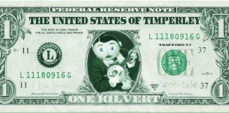 Frank Sidebottom Dollars