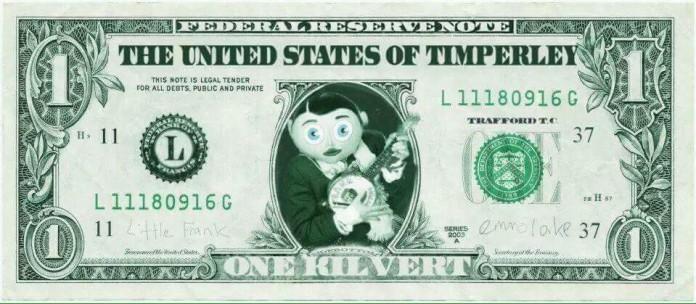 Frank Sidebottom Dollars
