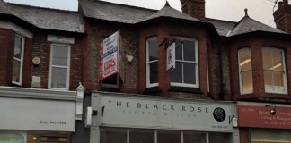 The Black Rose Emtp Shop