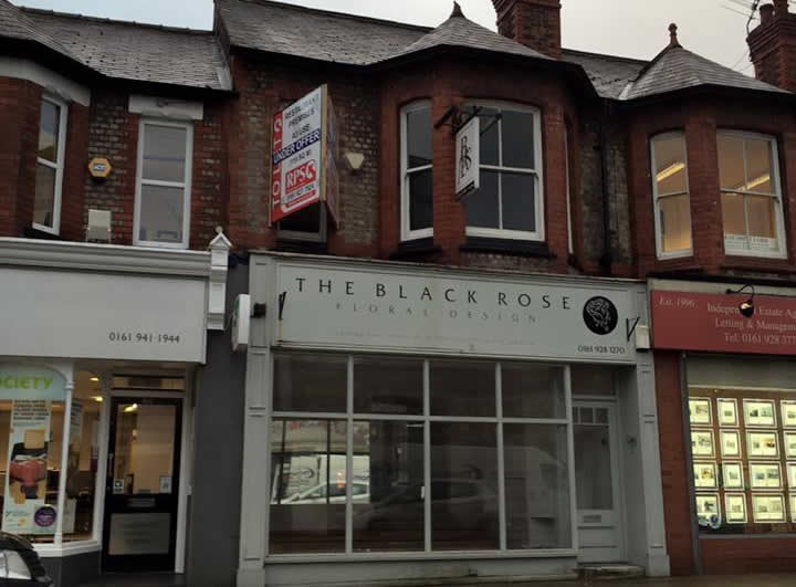 Six Empty Shop In Hale Village Speculation Mounts