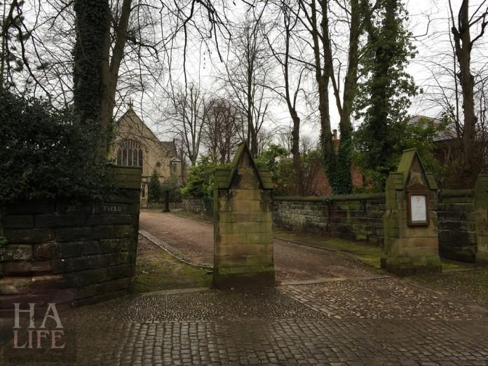 Bowdon Downs Congregational Church - Altrincham.