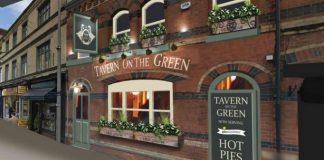 Tavern On The Green - Artsits Impression