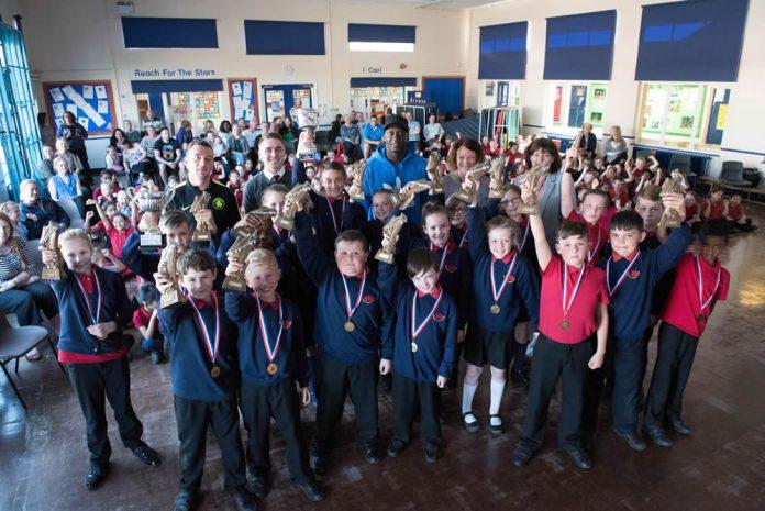 Broadheath Primary Football