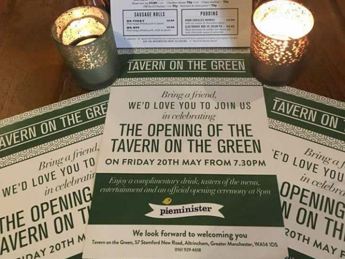 Tavern On The Green Opening Party Friday