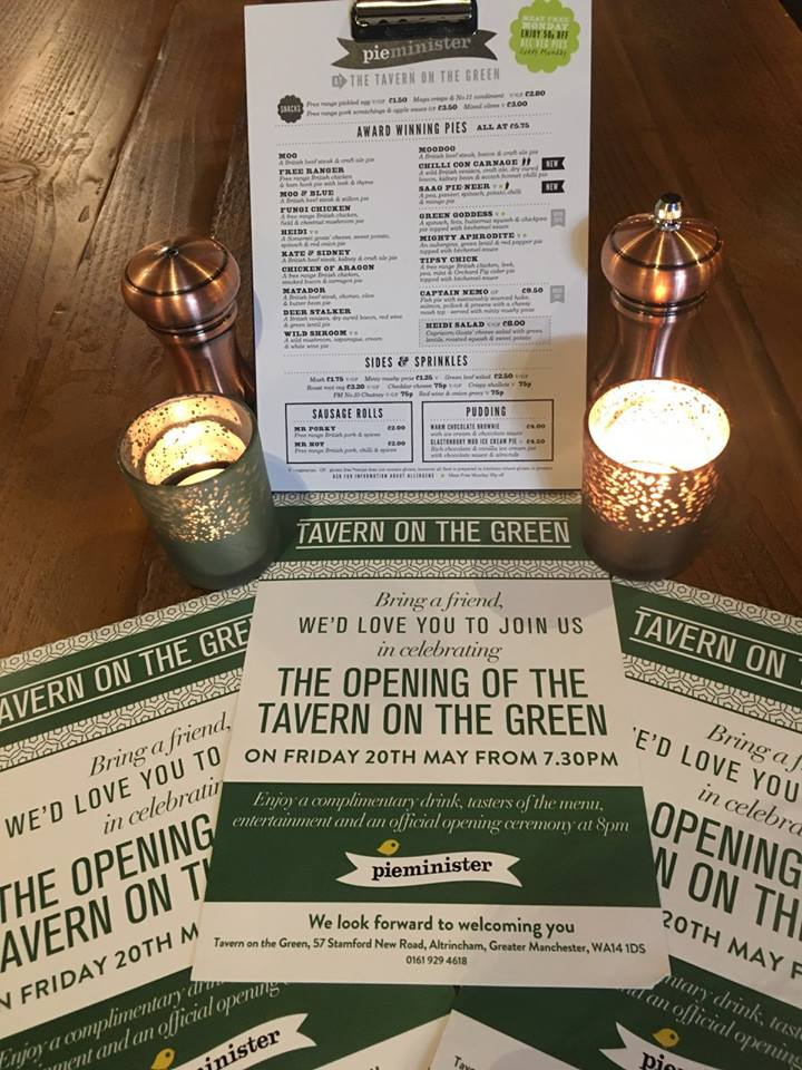 Tavern On The Green Opening Party