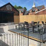 Old Market Tavern Beer Garden