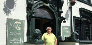 Old Market Tavern - New Proprietor Pete Carroll