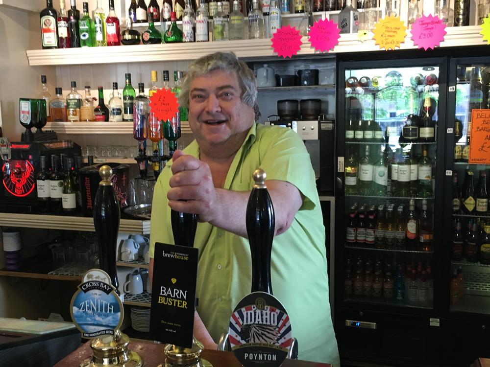 Pete Carroll, Old Market Tavern