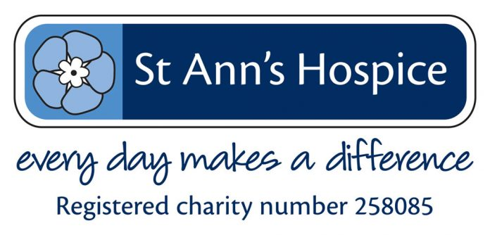 St Ann's Hospice Logo