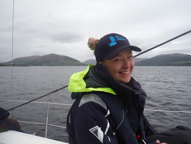 Kelly Pilgrim, Sailing, Altrincham News