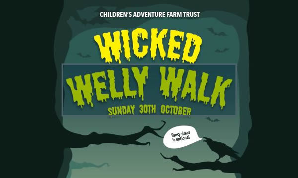 Caft Wicked Welly Walk