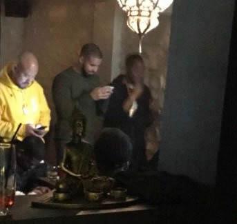 Drake At Aurous