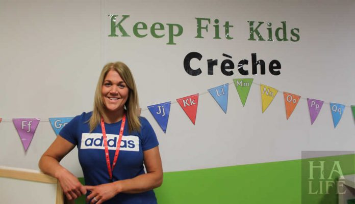 Altrincham's First Pay As You Go Creche - Hayley Murphy
