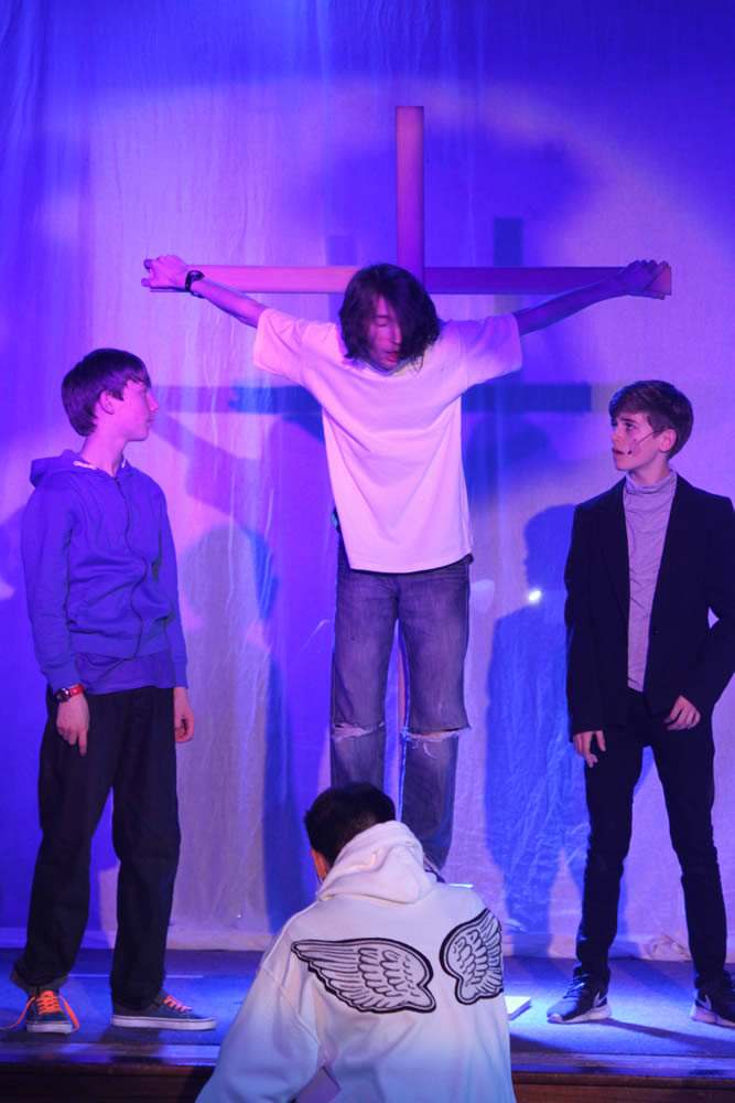 AGS Crucifixion