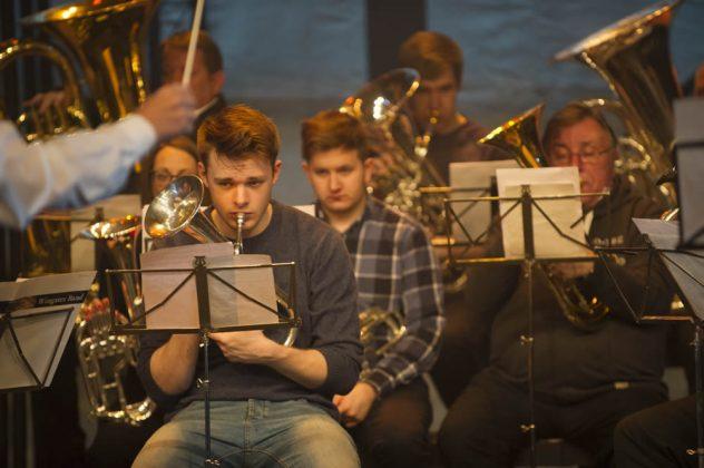 Brassed Off - Rehearsals 2