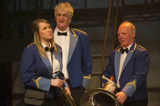 Brassed Off - Rehearsals 3