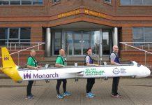 Monarch Charity Run