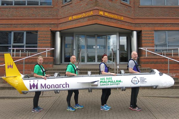 Monarch Charity Run