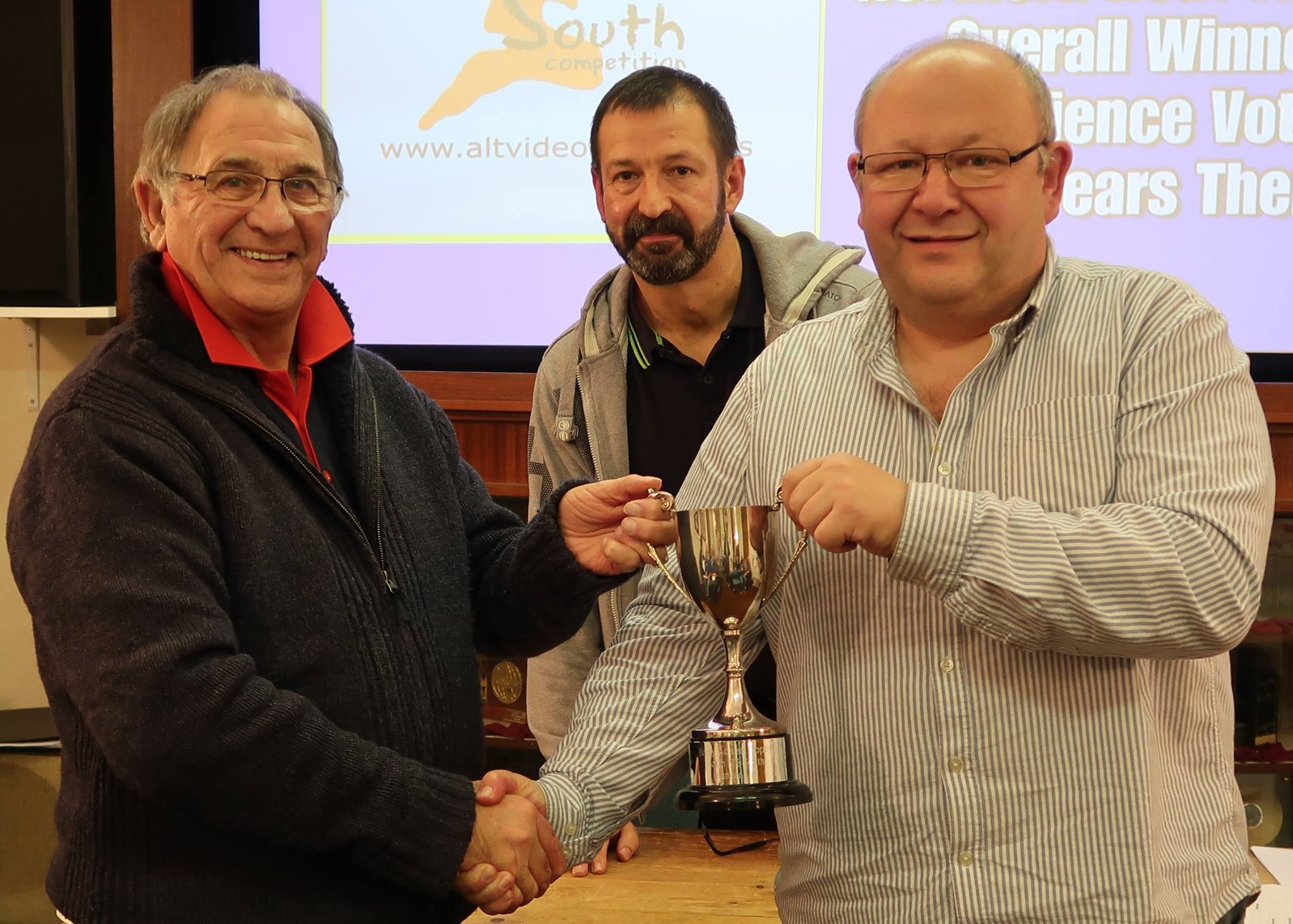 North Vs South Award 2016