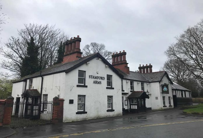 Stamford Arms Bowdon - Plans Approved