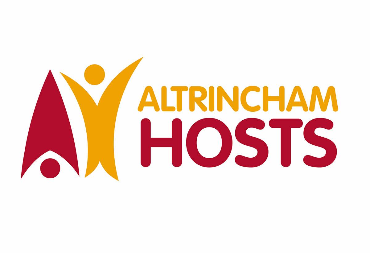 Altrincham Hosts Logo