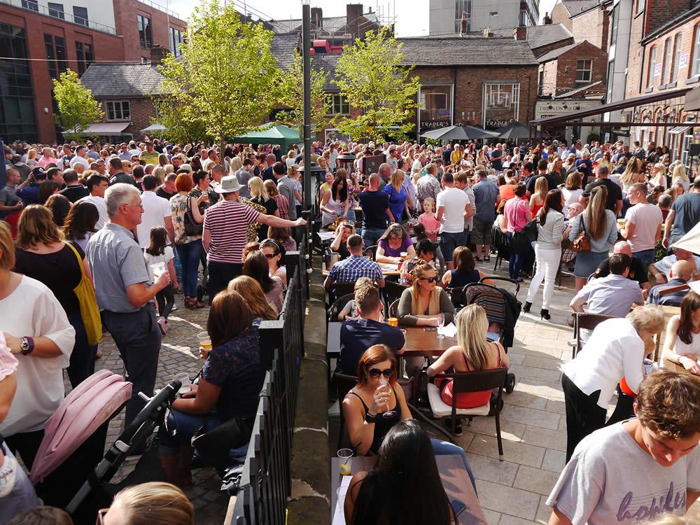 Altrincham Goose Green Festival 2016