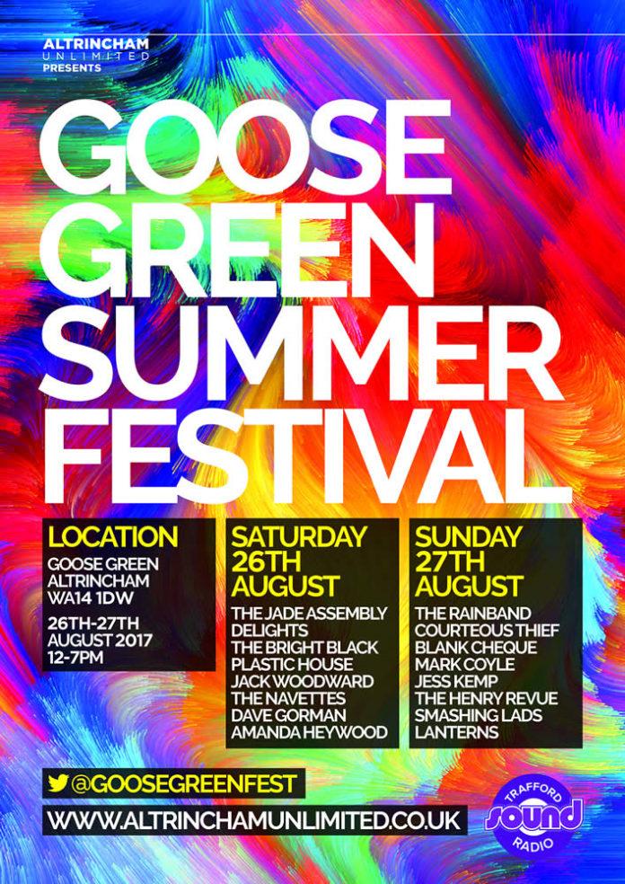 Altrincham Goose Green Festival
