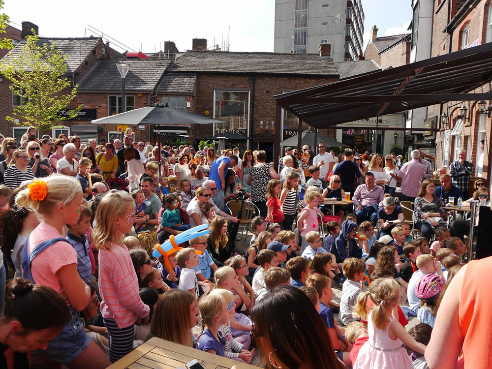 Goose Green Festival - Crowd