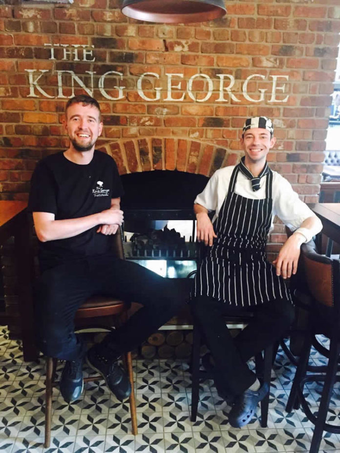 The King George Hale James Dodd & John Th Chef