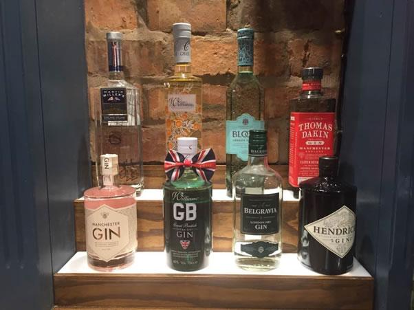The King George Gin Bar