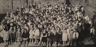 Bowdon Church School Photo 1969