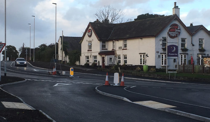 The Swan Bucklow Hill