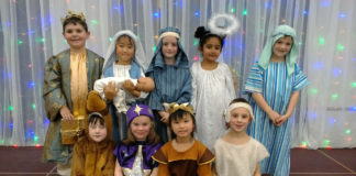 Broadheath Primary - Nativity