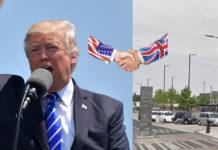 Donald Trump To Visit Altrincham