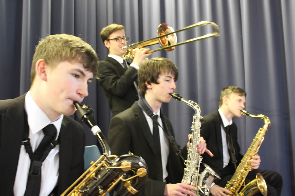 Altrincham Grammar School For Boys Swing Band