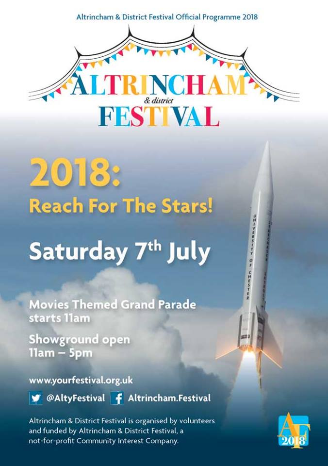 Altrincham Festival - Reach For The Stars