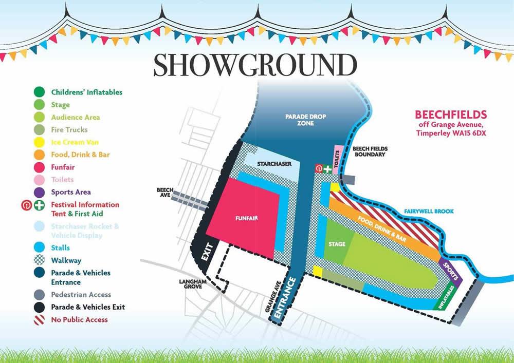 Altrincham Festival Showground