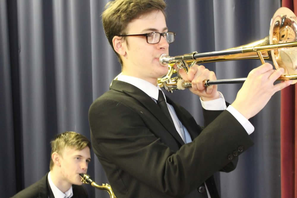 Dylan - trombone