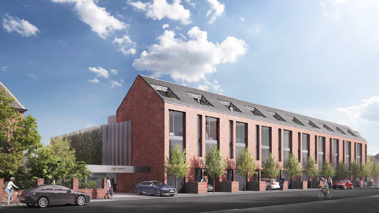 Plans Submitted To Build On Hale Car Park Hale