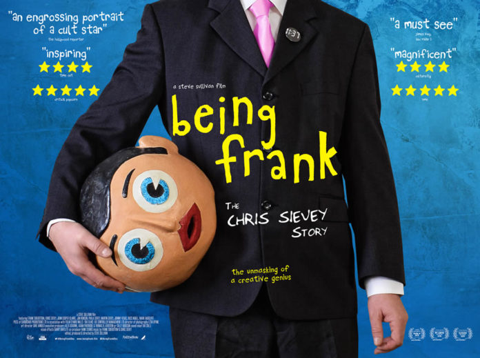 Being Frank - Frank Sidebottom