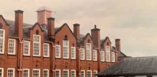 Bradbury School - Queens Rd - Pre-demolition Photographs David Sherpherd©