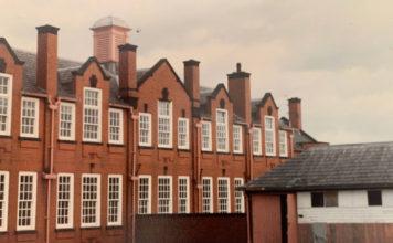 Bradbury School - Queens Rd - Pre-demolition Photographs David Sherpherd©