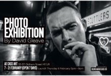 David Gleaver - Photo Exhibition - Cass Art, Manchester 7 Feb 2020