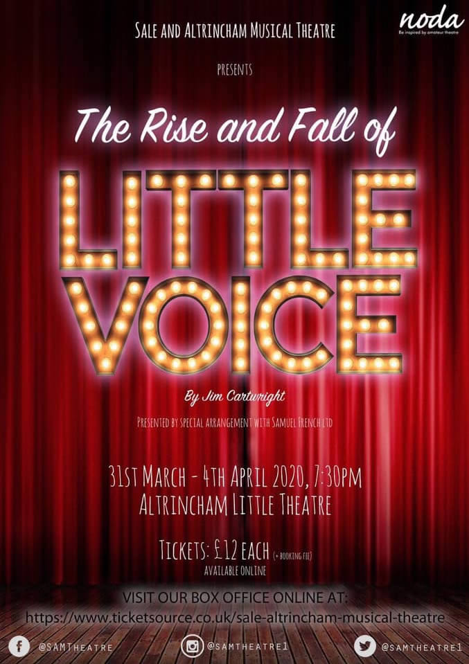 The Rise and Fall of Little Voice - Altrincham Little Theatre