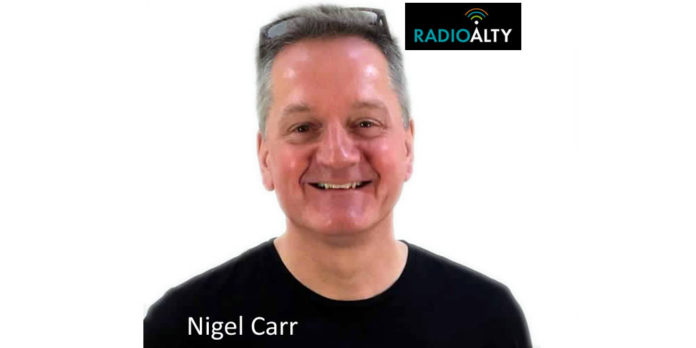 nigel carr.- radio alty presenter - fb