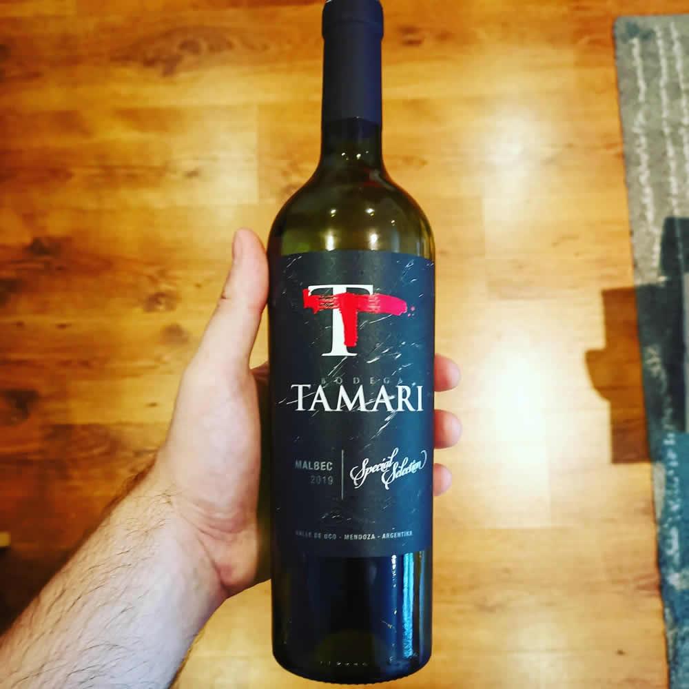 Tamari Malbec Red Wine