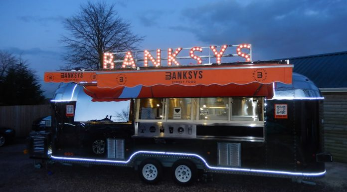 Aistream - Banksy's Street Food